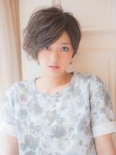 愛され小顔ショート♪|Acmi 小林 陽子のヘアスタイル
