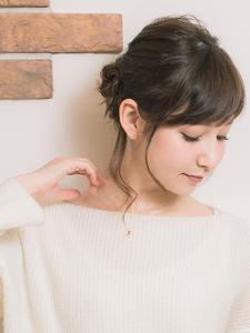 可愛いヘアアレンジ☆|Acmiのヘアスタイル