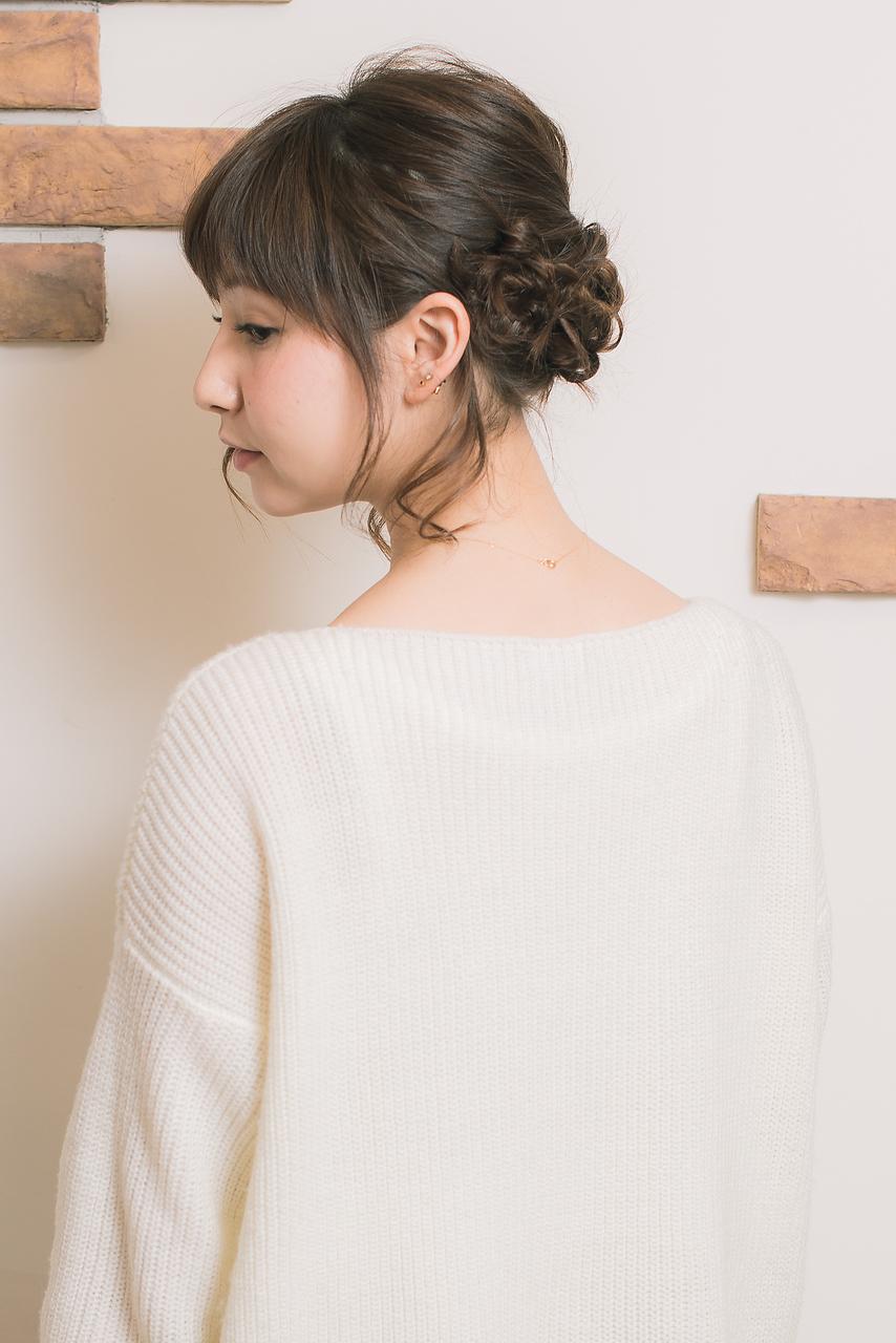 可愛いヘアアレンジ☆