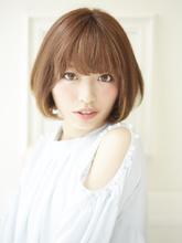 サラふわショートボブ|Acmi 三浦 和也のヘアスタイル