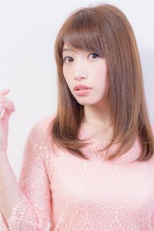 ☆ナチュラルストレート☆|Acmiのヘアスタイル