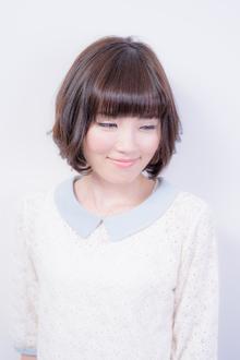 シュガーショートボブ|Acmiのヘアスタイル
