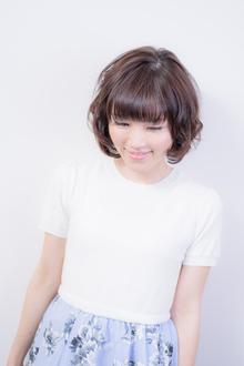 フルールショートボブ|Acmiのヘアスタイル