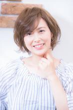 フレッシュショート|Acmi 小林 陽子のヘアスタイル