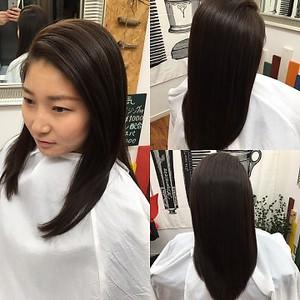 大人女子ダークアッシュカラー|Beauty Studio CRAFT 目白のヘアスタイル