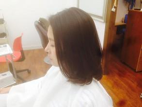 30代大人ミディアム|Beauty Studio CRAFT 目白のヘアスタイル
