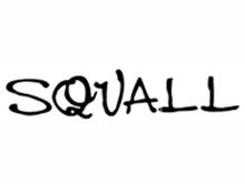 カットスタジオ SQUALL  | カットスタジオ スコール  のロゴ