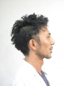 |Anti basicのヘアスタイル