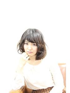 重×軽Mixボブ|Anti basicのヘアスタイル