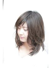 リラクシーミディ Anti basic 田場 清明のヘアスタイル