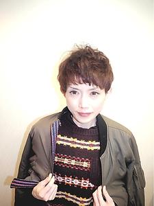 ハンサムショート|Anti basicのヘアスタイル