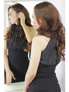 グラマラスカール|Anti basicのヘアスタイル