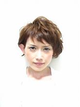 ショートソフティー|Anti basicのヘアスタイル