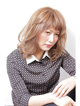 ミランダ ライト|Anti basicのヘアスタイル