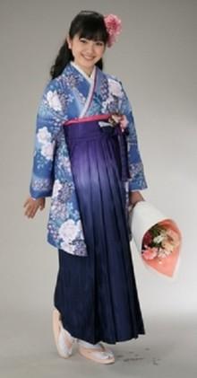 レンタル卒業袴セットR|M&Co.のヘアスタイル