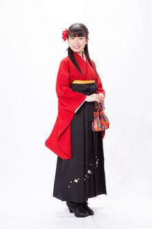 レンタル 卒業袴セットH|M&Co.のヘアスタイル
