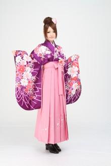 レンタル卒業袴セットB|M&Co.のヘアスタイル