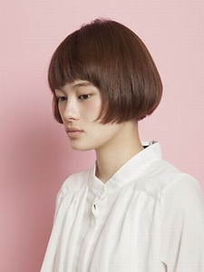 オシャレボブ|anandaのヘアスタイル