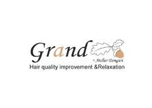 Grand × AtlierDonguri  | グランバイ アトリエドングリ  のロゴ