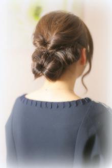 簡単ヘアアレンジ|Grand × AtlierDonguriのヘアスタイル