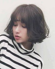 unruly|Grand × AtlierDonguri OHARA のヘアスタイル