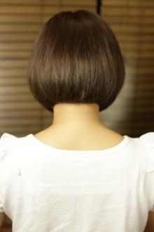 ディスコネショート|Grand × AtlierDonguriのヘアスタイル