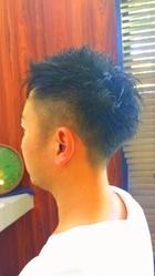 ちょっとだけ坊主頭|Grand × AtlierDonguriのメンズヘアスタイル