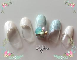 デザインネイル|Salon Mylitta -Nail-のネイル