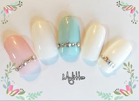 大人ネイル|Salon Mylitta -Nail-のネイル