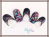 ステンドグラスネイル|Salon Mylitta -Nail-のヘアスタイル