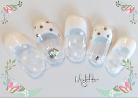 フレンチネイル|Salon Mylitta -Nail-のネイル