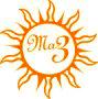 Hair&Make ma3  | ヘアーアンドメイク エムエースリー  のロゴ