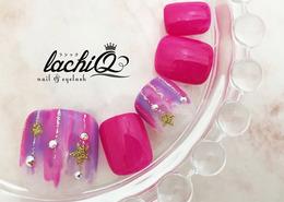 FOOT|lachiQ 吉祥寺店のネイル