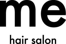 hair salon me  | ヘアサロンミー  のロゴ