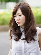 モテゆるウェーブ|hair salon meのヘアスタイル