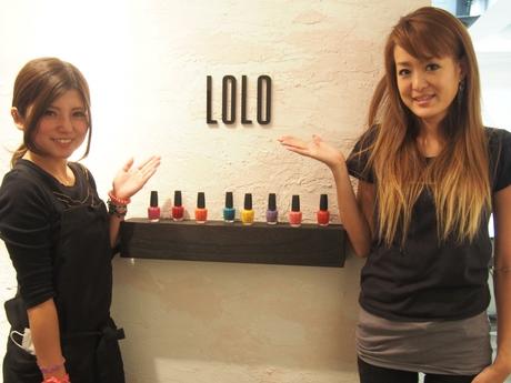 total beauty salon LOLO -Nail-