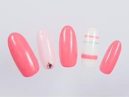 ★選べるデザイン ¥5200コース★|total beauty salon LOLO -Nail-のネイル