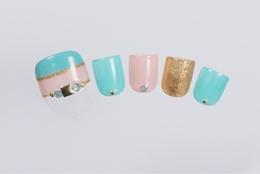 ★ハンド&フット ¥12600コース★|total beauty salon LOLO -Nail-のネイル
