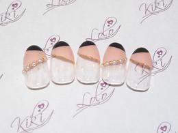 ★選べるデザイン ¥8400コース★|total beauty salon LOLO -Nail-のネイル