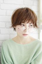 ラフハネショート ZU-LU 新城店 塩崎 彩香のヘアスタイル