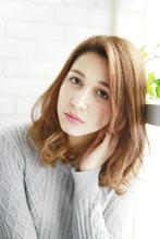 ニュアンスパーマスタイル|ZU-LU 新城店 土居 美保のヘアスタイル