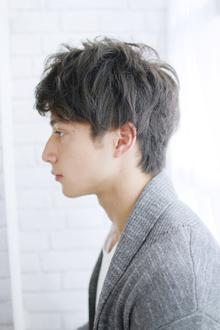 カジュアルパーマ|ZU-LU 新城店のヘアスタイル