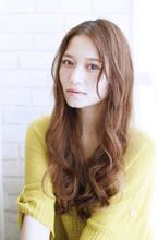 シフォンウェーブ ZU-LU 新城店 塩崎 彩香のヘアスタイル