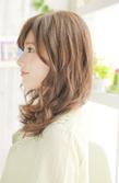 無造作パーマスタイル|ZU-LU 新城店のヘアスタイル