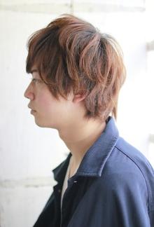 メンズパーマスタイル|ZU-LU 新城店のヘアスタイル
