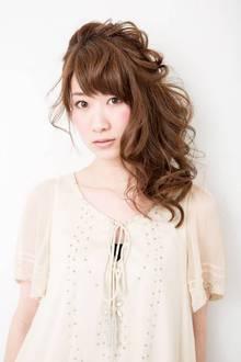 サイドダウンスタイル☆|ZU-LU 新城店のヘアスタイル