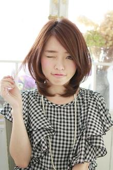 ダイヤモンドカット|ZU-LU 新城店のヘアスタイル