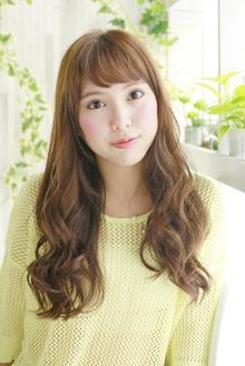 ゆるフワパーマ|ZU-LU 新城店のヘアスタイル