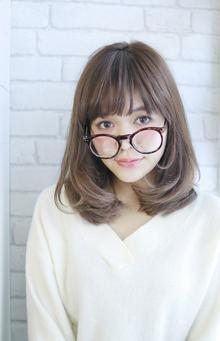 スモーキーボブ|ZU-LU 新城店のヘアスタイル