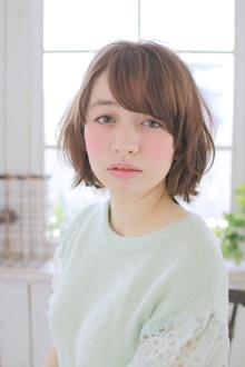 ゆるパーマボブ|ZU-LU 新城店のヘアスタイル